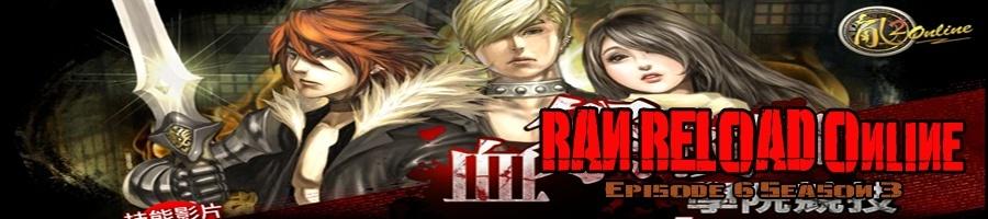 Ran Online Reload