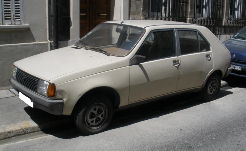 R14 tl beige en vente sur marseille for Garage renault evrecy 14