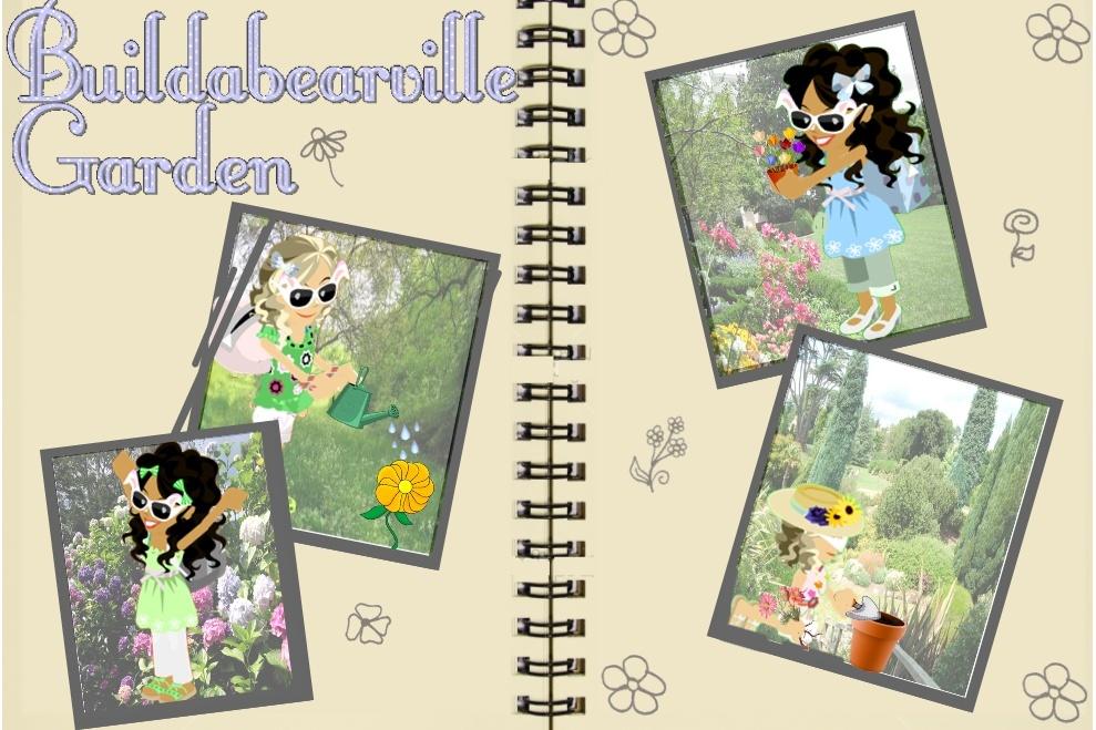 Buildabearville Garden