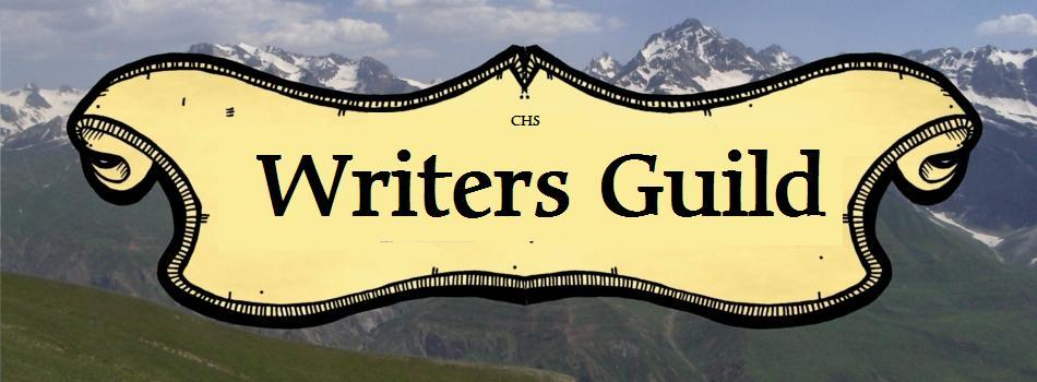 CHS Writing Guild